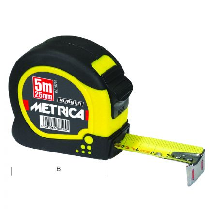 Metrica Rubber Touch - Metrica