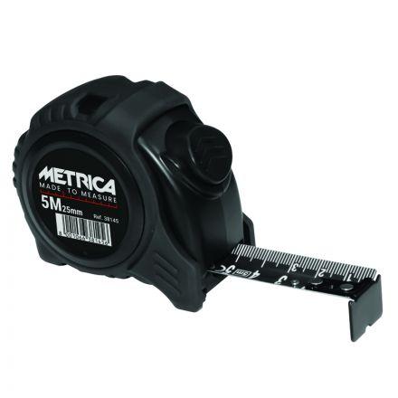 METRICA BLACK TAPE - Autobloccante