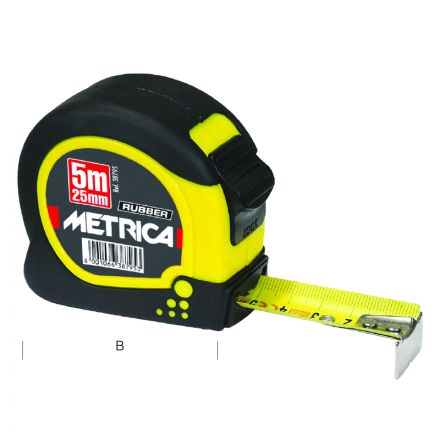 METRICA ROUBBER TOUCH