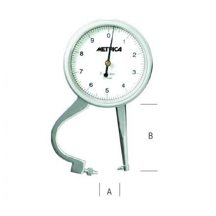Misuratore Rapido Di Spessore - Metrica