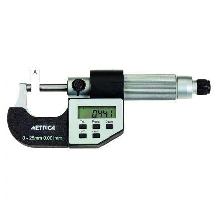 Micrometro Elettronico Digitale - Metrica