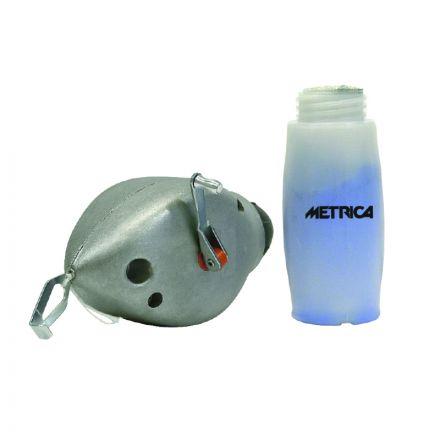 Tracciatore Cassa Alluminio Ad Innesto - Metrica