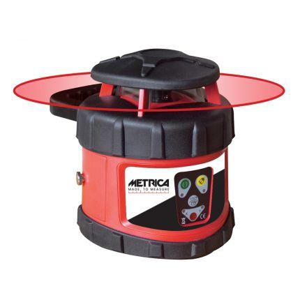Autolivello Laser Rotativo Gommato - Metrica