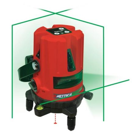 Autolivello Laser Sq 2.0 Green - Metrica