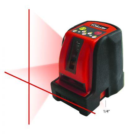 Autolivello Laserbox 2 Gommato - Metrica