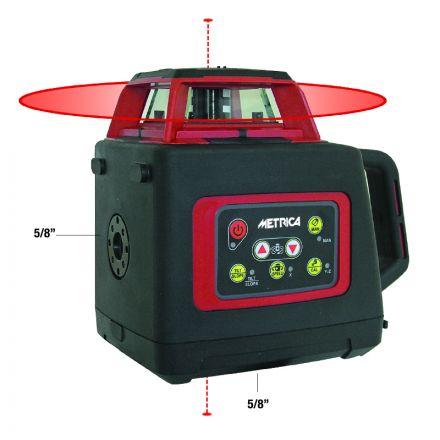 Autolivello Laser Rotativo Sl Red - Metrica