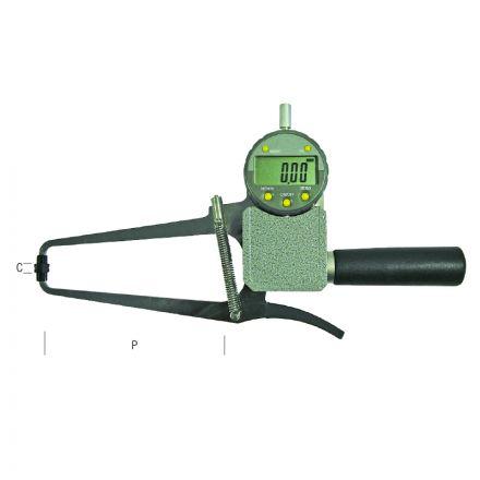Plicometro Digitale Con Uscita Dati - Metrica