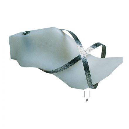 Nastro Speciale Per Scarpe Acciaio Inox - Metrica