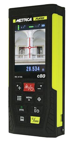 Distanziometro laser - Metrica